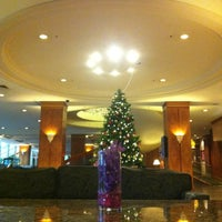 Photo taken at Hilton On The Park by Gns T. on 12/19/2012