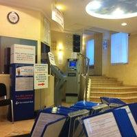 Das Foto wurde bei Балтийский Банк von Lady 👑 K. am 12/7/2012 aufgenommen