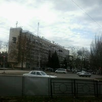 Снимок сделан в Гостиница «Николаев» пользователем Микола Д. 1/22/2013