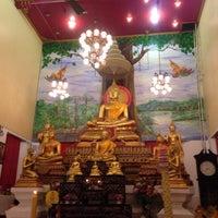 Photo taken at Wat Noi Nai by Jay B. on 7/30/2015