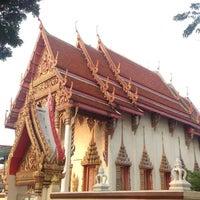 Photo taken at Wat Noi Nai by Jay B. on 11/28/2014
