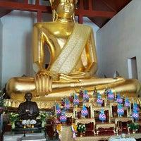 Photo taken at Wat Sao Thong Tong by Jay B. on 2/12/2017
