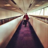 Photo taken at Terminal C by John H. on 4/15/2013