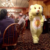 Photo taken at Woodloch Dining Room by John H. on 10/12/2014