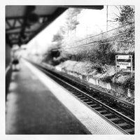 Photo taken at LIRR - Manhasset Station by John H. on 12/3/2012
