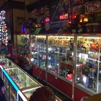 Photo taken at Marvel Superhero Island Arcade by John H. on 10/11/2015