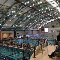 Photo taken at Nassau County Aquatic Center by John H. on 4/3/2016