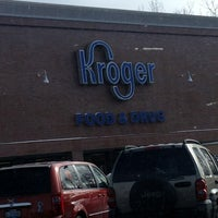 Photo taken at Kroger by Kristen D. on 12/27/2012