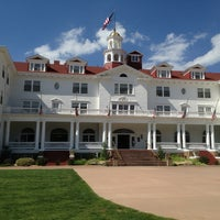 Photo taken at Stanley Hotel by K R. on 7/17/2013