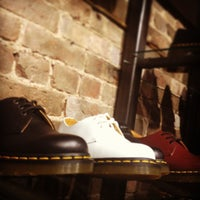 Photo taken at Dr. Martens by Bonnie C. on 1/17/2013