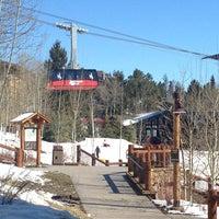 Photo taken at Teton Village by Bonnie C. on 3/19/2013