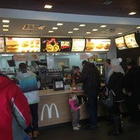 Photo taken at McDonald's by Юрий С. on 2/16/2013
