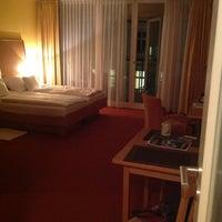 Das Foto wurde bei HSH Hotel Apartments Mitte von Аня Г. am 1/14/2013 aufgenommen