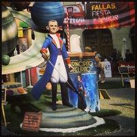 Photo taken at Falla Almirall Cadarso by Jose Manuel L. on 3/17/2013