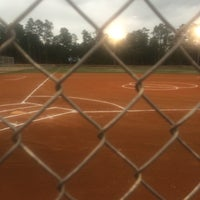 Photo taken at Oak Grove Sports Complex by Rob S. on 9/29/2014