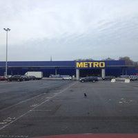 Photo taken at Metro Cash & Carry by Daniel R. on 12/5/2013