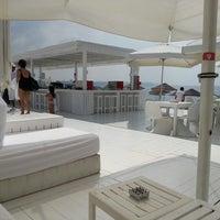 6/30/2013 tarihinde Ecem Z.ziyaretçi tarafından Hotel Su Beach'de çekilen fotoğraf