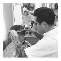 Photo taken at Al's Barber Shop by Joe P. on 8/18/2015