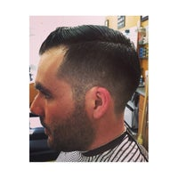 Photo taken at Al's Barber Shop by Joe P. on 7/8/2015