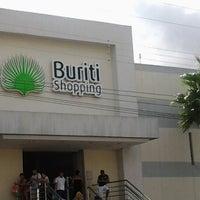 Photo taken at Buriti Shopping by Fábio Roberto O. on 2/9/2013