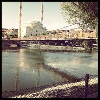 7/1/2013 tarihinde Aycan T.ziyaretçi tarafından Kızılırmak Asma Köprü'de çekilen fotoğraf