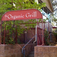 Photo taken at California Organics Café by Cal O. on 12/3/2012