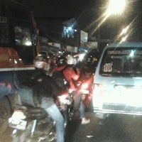 Photo taken at Underpass Pasar Minggu by Dandun W. on 10/31/2012