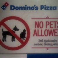 Photo taken at Domino's Pizza by Dandun W. on 7/15/2014