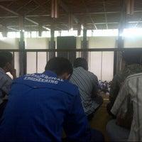 Photo taken at Masjid Salman ITB by Dandun W. on 6/14/2013
