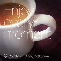 Photo taken at Pottstown Diner by Chris Blu M. on 11/24/2013