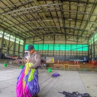 Photo taken at Skydive Monterey Bay by Ernie L. on 6/7/2014