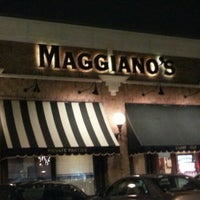 Photo taken at Maggiano's Little Italy by Edgar F. on 1/4/2013