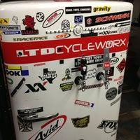 Photo taken at LTD Cycleworx by Ryan A. on 12/21/2012