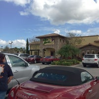 Photo taken at Olive Garden by Christian V. on 2/7/2013