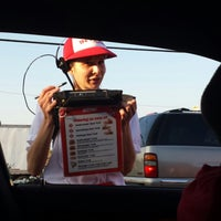 Photo taken at In-N-Out Burger by Christina on 6/17/2013