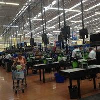 Photo taken at Walmart by Linda V. on 5/24/2013