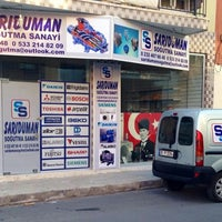 Photo taken at SARIDUMAN Soğutma Sanayii by Burak S. on 11/1/2014