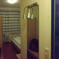 Photo taken at A&O Hotel & Hostel Dresden by Igor A. on 11/3/2013