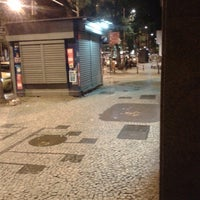 Photo taken at Avenida Rio Branco by Paula d. on 5/20/2013