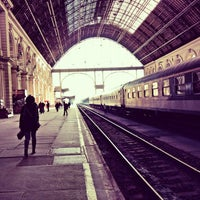 Photo taken at Eastern Railway Station by Barbara M. on 3/2/2013