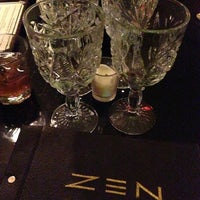 Photo taken at ZEN and Thai Siam by Maria N. on 1/1/2013
