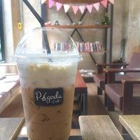 Photo taken at Pagoda Caffé by Panadda A. on 7/9/2017