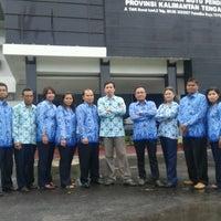 Photo taken at Lembaga Penjaminan Mutu Pendidikan (LPMP) Provinsi Kalimantan Tengah by Ardian M. on 5/2/2013