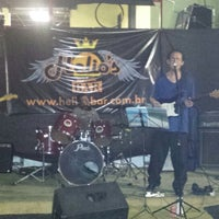 Photo taken at Helio's Bar by Sandro F. on 1/25/2014