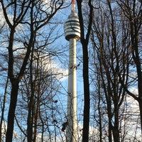 12/26/2012にNikがFernsehturm Stuttgartで撮った写真