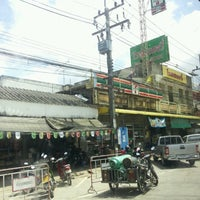 Photo taken at 7-11(Seven Eleven) Nuea Khlong by Sweetz S. on 10/31/2012