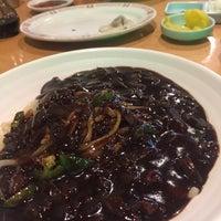 Photo taken at Chef Yu - Yuyu Za Zang by Angie C. on 2/21/2017