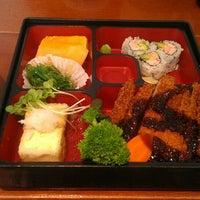 Photo taken at Sanraku by Angie C. on 6/12/2013