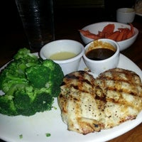 Photo taken at Outback Steakhouse by DeeDee S. on 12/8/2012