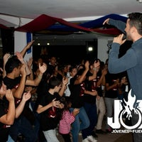 Photo taken at Iglesia Maranatha Ciudad Guayana by Abraham G. on 3/27/2014